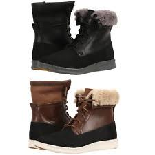 ugg australia s butte boots sale ugg australia s winter leather medium d m boots ebay
