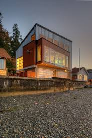 Small Coastal House Plans by 38 Best Cutting Edge Solid Tsunami House In High Coastal Residence