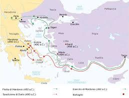 prima guerra persiana dalla rivolta ionica alla prima guerra persiana studia rapido