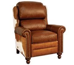 western recliner cowboy recliner