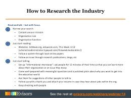 careers in education and research