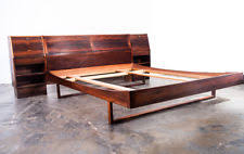Bed With Attached Nightstands Antique Beds U0026 Bedroom Sets 1950 Now Ebay