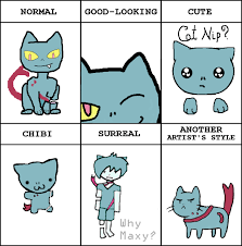 Demon Memes - style meme demon cat by ask demoncat on deviantart