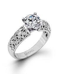 simon g engagement rings simon g jewelry engagement rings