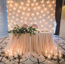 wedding table decoration ideas 15 wedding sweetheart table decoration ideas oh best