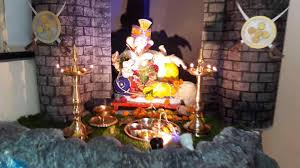 home ganpati decoration ideas ganpati decoration photos ash999 info