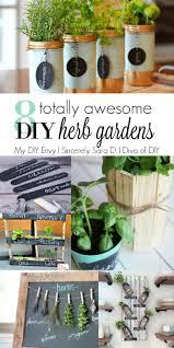 8 awesome diy herb garden ideas talk diy to me 2 my diy envy