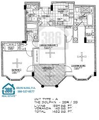 Floor Plans Florida by Rivers Edge Floor Plans At Harbour Village Ponce Inlet Florida