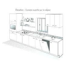 comment dessiner une cuisine dessiner plan cuisine cuisine en 0 cuisine cuisine en dessiner sa