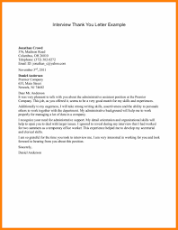 third interview thank you letter sample gallery letter format
