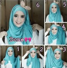 tutorial hijab segi empat paris simple 11 tutorial hijab segi empat simpel casual untuk til secantik