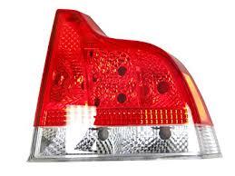 volvo s60 tail light assembly amazon com genuine volvo s60 2005 2009 right hand rh passenger side