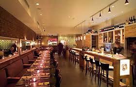 contemporary and stylish restaurant interior design klee brasserie