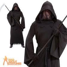 grim reaper phantom of darkness costume mens halloween