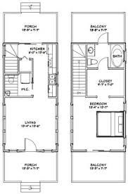12x28 tiny house 12x28h3 589 sq ft excellent floor plans