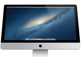 apple ordinateur de bureau apple affine la silhouette de imac itespresso