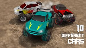 Monster Truck Race Android Apps On Google Play