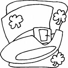 st patricks day coloring pages the sun flower pages