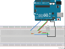 lesson 13 controlling rgb led with arduino technology tutorials
