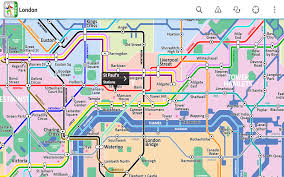 Route Planner Google Maps by London Tube By Zuti Android Apps On Google Play