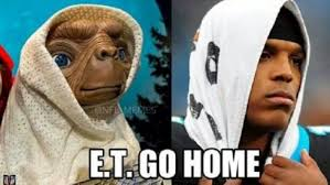 Et Meme - cam newton is a douchebag memes westword