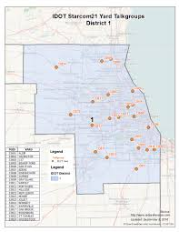 Joliet Illinois Map File List The Radioreference Wiki