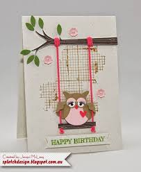 710 best stampin u0027 up birthday images on pinterest cards