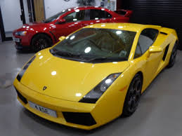 second lamborghini gallardo low v10 coupe for sale in