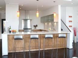 hauteur de bar cuisine captivant hauteur bar cuisine largeur astuces ilot plan table