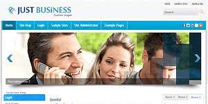 joomla 2 5 business template