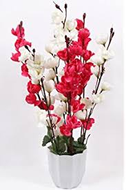 Artificial Flower Decoration For Home Buy Home Decor Artificial Flowers With Pot Best Quality Realistic