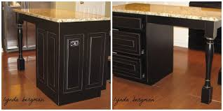 Painting Kitchen Cabinets Black Distressed by Cabinets Ideas Ideas For Painting Kitchen Cabinets Black
