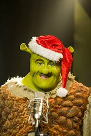 rockin u0027 around the christmas tree with shrek the musical helen