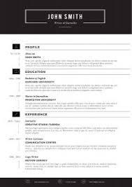 Best Simple Resume Template Great Resume Templates Free Resume Template And Professional Resume