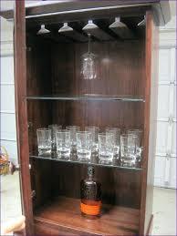 Bar Storage Cabinet with Under Cabinet Corner Wine Rack Furniture Marvelous Metal Liquor