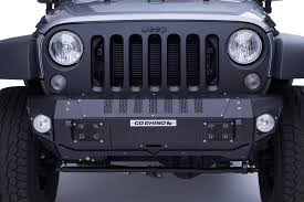 rhino jeep go rhino 23100t front bumper for 07 17 jeep wrangler and wrangler