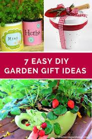 Decorative Vegetable Garden by 82 Best Garden Gift Ideas Images On Pinterest Garden Gifts