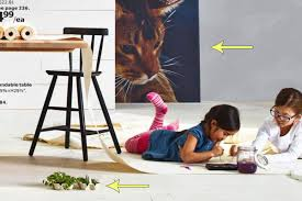 Ikea Catalog 2011 by 32 Totally Oddball Things Hiding In Ikea U0027s Styled Interiors Curbed