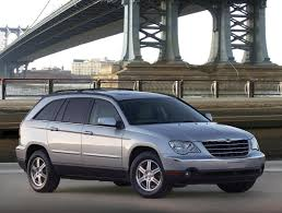 chrysler crossover 2007 chrysler pacifica review top speed