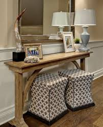 Mirror And Table For Foyer Console Tables 5 Places To Use A Console Table Wayfair