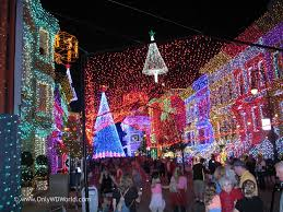 the ultimate christmas lighting display osborne family spectacle