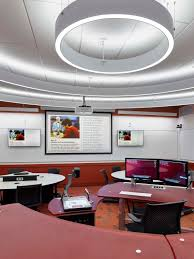 rutgers university tillett hall active learning classroom