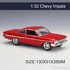collectible model cars 2017 1 32 diecast model car chevy impala vehicle play
