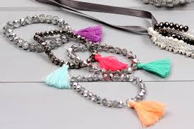 bracelet make images How to make bead and tassel bracelets hobbycraft blog jpg