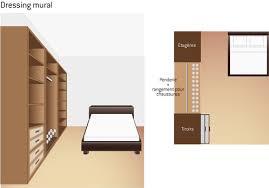 dressing chambre 12m2 plan de dressing conseils et exemples ooreka