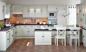 sagne cuisines cuisine en u avec ilot central 6 cuisine blanche archives le