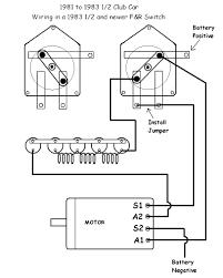 club car golf cart battery wiring diagram gooddy org