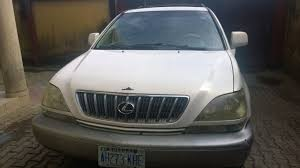 lexus rx300 in nairaland reg 2002 lexus rx300 for sale in ph 1 350m call john