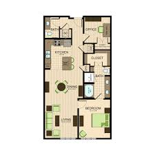 floor plans luxury apartment living in the houston montrose area