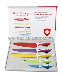 5pcs color knife set royalty line switzerland buy 5pcs color
